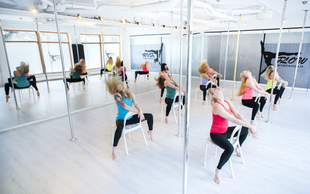 Chair Dance 🪑